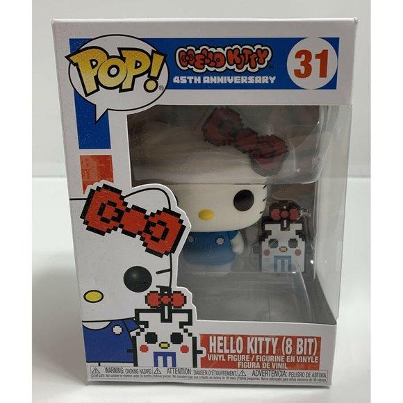 New Funko POP Sanrio Hello Kitty 45th Anniversary